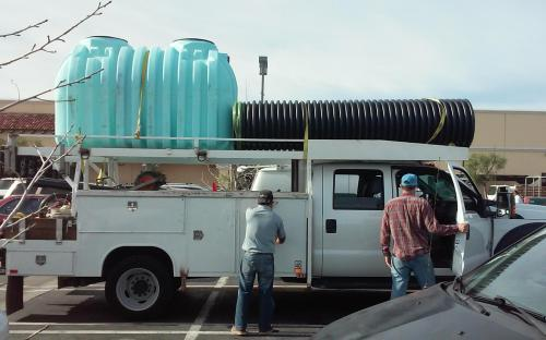Los Angeles Septic Tank Pumping